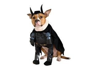 Rubies Dog Batman Costume Bat Man Pet Outfit Jumpsuit & Hat