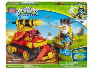 Mega Bloks Skylanders Boss Tank Showdown Building Set 95497 - 205 Piece