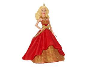 Heirloom Collection Holiday Barbie Doll Christmas Tree Ornament
