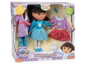 Dora Holiday Sparkle with Special Edition Pajama Set