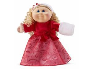 Cabbage Patch Kids Holiday Doll Blond Hair 2012 Limited Edition