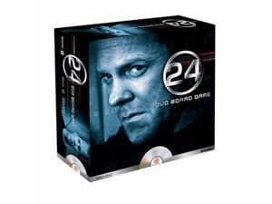 24 DVD Board Game Action Packed for Teens & Adults