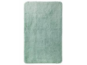 Threshold Plush Mint Ash Green Performance Bath Rug Skid Resist Throw Mat 23x37