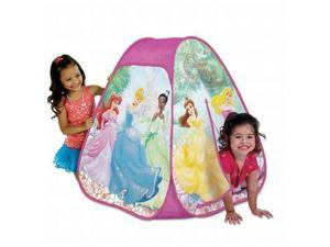 Playhut Disney Princesses Classic Hideaway Tent Pop Up Princess Playhouse