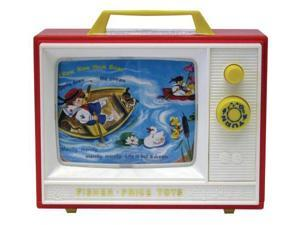 Fisher Price Classic Two Tune Television Musical Lullaby TV