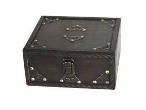Small Pirate Style Treasure Chest