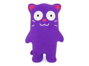 Molly the Purple Cat Plush by ClumsyPlush