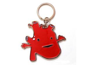 Heart Keychain by I Heart Guts