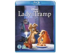Lady and the Tramp Blu-ray [Region-Free]