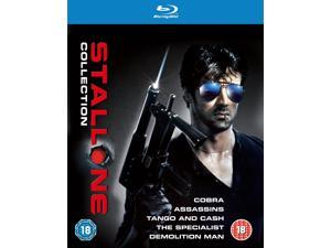 Stallone Collection Blu-ray [Region-Free[