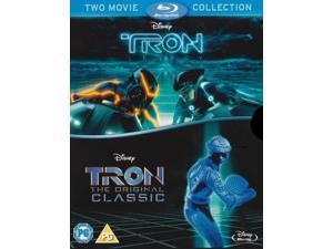 TRON / TRON: Legacy Blu-ray [Region-Free]