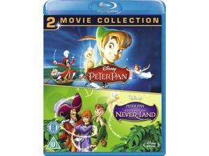 Peter Pan / Return to Never Land Blu-ray [Region-Free]