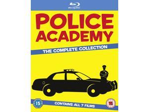 Police Academy: The Complete Collection Blu-ray [Region-Free]