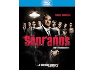 The Sopranos: The Complete Series Blu-ray [Region-Free]