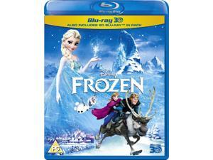 Frozen 3D + 2D Blu-ray [Region-Free]