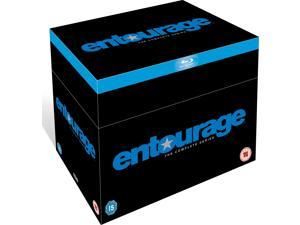 Entourage: The Complete Series Blu-ray [Region-Free]