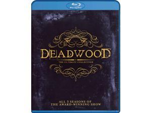 Deadwood: The Ultimate Collection Blu-ray [Region-Free]