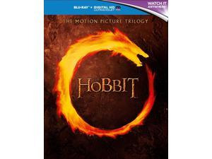 The Hobbit Trilogy Blu-ray [Region-Free]
