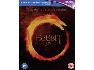 The Hobbit 3D: The Motion Picture Trilogy Blu-ray [Region-Free]