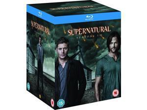 Supernatural: Seasons 1-9 Blu-ray [Region-Free]