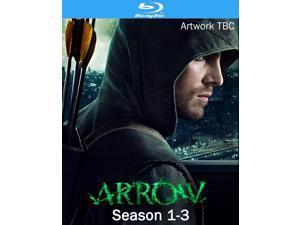 Arrow: Seasons 1-3 Blu-ray [Region-Free]