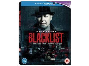 The Blacklist: Seasons 1-2 Blu-ray [Region-Free]