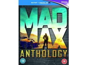 Mad Max Anthology Blu-ray [Region-Free]