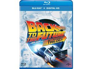 Back to the Future Trilogy Blu-ray [Region-Free]