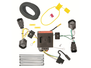 Tow Ready 118534 T-One Connector Assembly With Upgraded Circuit Protected Modulite HD Module, 5.50 x 4.25 x 9 in.