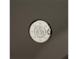Putco Fuel Tank Door Cover