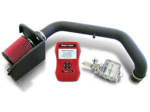 Superchips 387514 Trail Jammer EXT Power Programmer Performance Kit for 05-06 Jeep Wrangler TJ