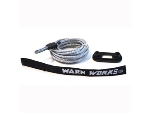 76065 Warn Works PullzAll Wire Rope Assembly