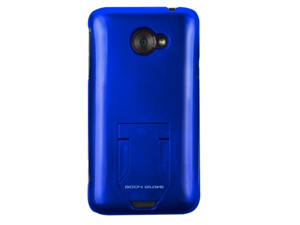 Body Glove Kickback Vibe Case for HTC EVO 4G LTE with Hideaway Stand - Dark Blue
