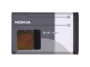 OEM Nokia  BL-6C Lithium ion Cell Phone Battery