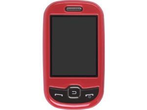 Wireless Solutions Snap-On Case for Samsung Flight SGH-A797 (Red)