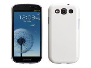 Case-Mate Barely There Case for Samsung Galaxy S III (Glossy White)