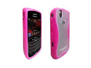 OEM Verizon Dual Cover Case for BlackBerry Bold 9650 / Tour 9630 (Pink) (Bulk Packaging)