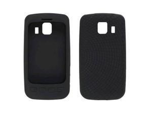 Radiant Silicone Gel Case for LG Optimus S LS670 - Black
