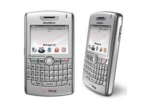BlackBerry 8830 Replica Dummy Phone / Toy Phone (Silver) (Bulk Packaging)