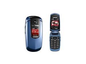 Samsung Smooth Flip SCH-u350 Replica Dummy Phone / Toy Phone (Blue) (Bulk Packaging)