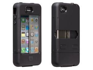 Case-Mate Tank Case for Apple iPhone 4/4S (Black/Black)