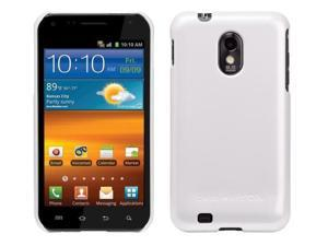 Case-Mate Barely There Case for Samsung Epic Touch 4G SPH-D710 / Galaxy S II SPH-R760 (Pearl White)