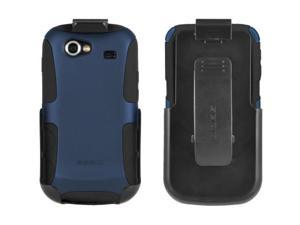 Seidio ACTIVE Case/Holster Combo for Samsung Nexus S 4G SPH-D720 - Sapphire Blue