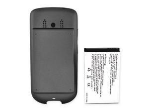 HTC Hero Extended Battery and Battery Door for HTC Hero, 2200 mAh - Dark Gray
