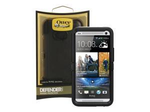 OtterBox Defender Case for HTC One / M7 - Black