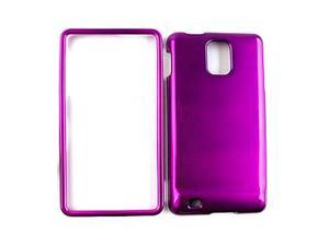 Cell Armor Shiny Hard Case for Samsung Infuse 4G i997 - Honey Dark Purple