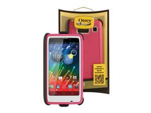 OtterBox Defender Case for Motorola Droid RAZR Maxx HD (Blushed Pink)