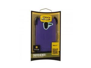 OtterBox Defender Case for Motorola Moto X - Aqua Blue/Violet Purple