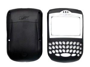 OEM Blackberry 7250 Replacement Housing Kit - Black (Verizon Logo)