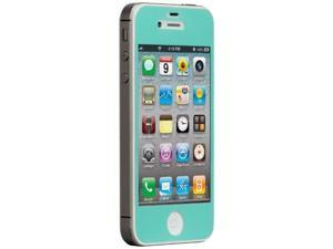 Case-Mate Zero Bubbles Screen Protector for iPhone 4/4S - Turquoise